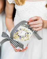ana and damon flower girl basket