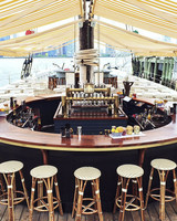 oyster bar on boat
