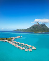 best places for honeymooners st regis bora bora