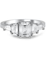 Brilliant Earth Emerald-Cut Engagement Ring