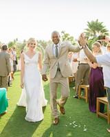 brittany craig wedding recessional