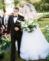 dani jackson wedding processional