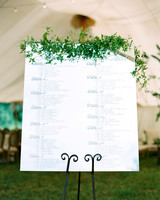 dani jackson wedding seating chart