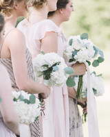 hydrangea bouquets christopher bell photography