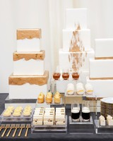 jess todd wedding seattle cake desserts