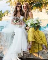 wedding sisters