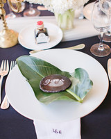 jiannina enzo wedding place setting