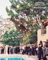 steven yeun walking dead wedding cocktail hour