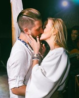 Katie Cassidy and Matthew Rodgers Engaged