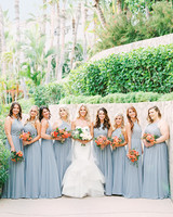 kourtney justin wedding mexico bridesmaids