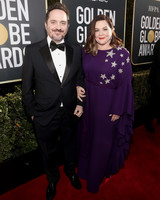 melissa mccarthy and ben falcone 2019 golden globes