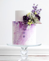 pastel wedding cake de la creme creative studio
