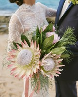 protea wedding bouquets ep anderson photography