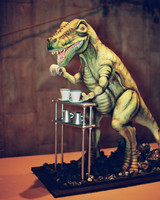 afton travers wedding groomscake trex