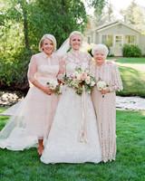 bessie john wedding family