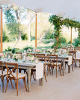 bessie john wedding tables