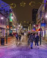 christmas reykjavik