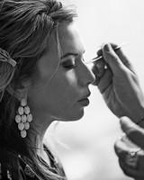 daisy eugene wedding bridal makeup