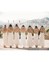 darcy matt wedding bridesmaids hats