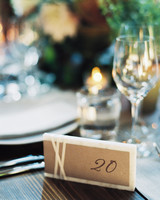 emily siddartha wedding tablenumber placesetting