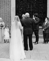 katie matthew ohio wedding processional