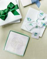 katie samuel handkerchief gift