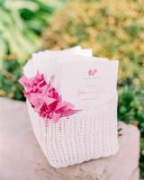 stephanie nikolaus wedding programs