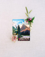 summer wedding details alison events yosemite postcards
