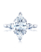 Tacori Marquise-Cut Royal-Style Engagement Ring