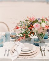 Beach Wedding Shower Formality