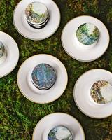 landscape mini cakes