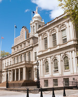new york city hall exterior