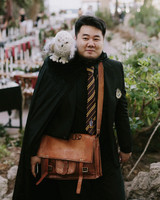 harry potter wedding guest