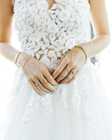 emily adhir wedding jewelry manicure