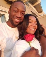 Gabrielle Union and Dwyane Wade wedding anniversary post on Instagram