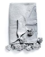 Pom Pom Blanket