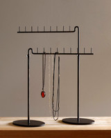 iron anniversary gifts louis cravat stand lostine