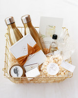 kaitlin jeremy wedding welcome basket