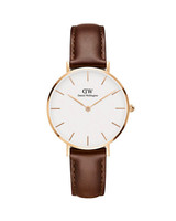 leather anniversary gifts daniel wellington watch