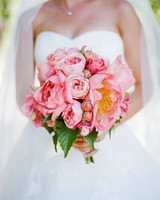 summer wedding detail shannon leahy bouquet