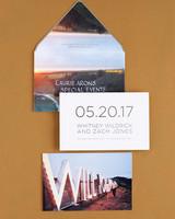 whitney zach wedding save the dates