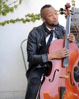 Annie Atkinson's Bridal Shower Cellist, Gabriel Royal