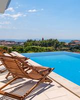 private pool airbnb croatia