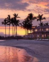 best places for honeymooners four seasons hualalai