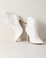 white bridal booties charles by charles david plot