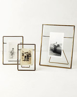 bronze anniversary gift photo frames