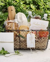 joyann jeremy wedding welcome basket