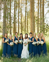 kalen boyd wedding bridesmaids
