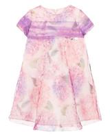 I Pinco Pallino Haute Couture Hydrangea Organza Dress