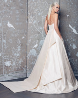 Legends Romona Keveza Layered A-Line Wedding Dress Fall 2018